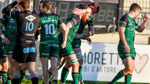 Sean O'Brien scored on his return from injury
