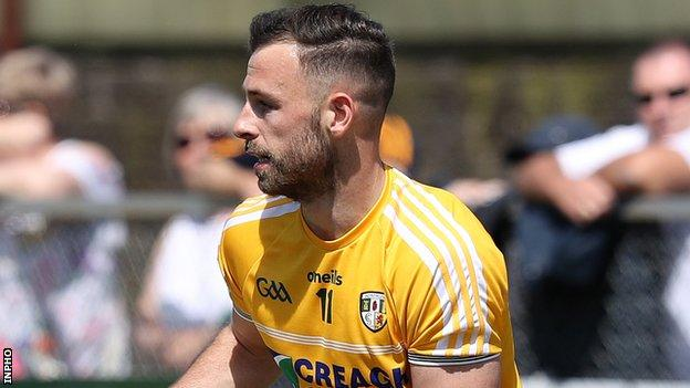 Antrim forward Fitzpatrick will move to Coleraine from Belfast Celtic