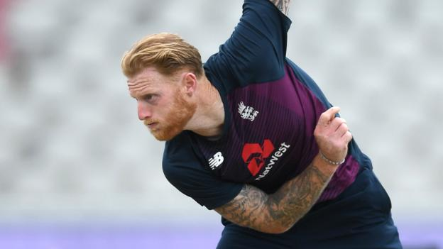 England v Pakistan: Ben Stokes bowls as he bids for fitness in first Test