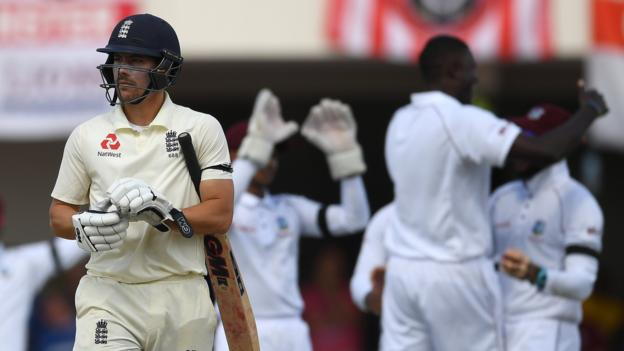 England in West Indies: Alastair Cook says batsmen must learn to 'adapt' thumbnail