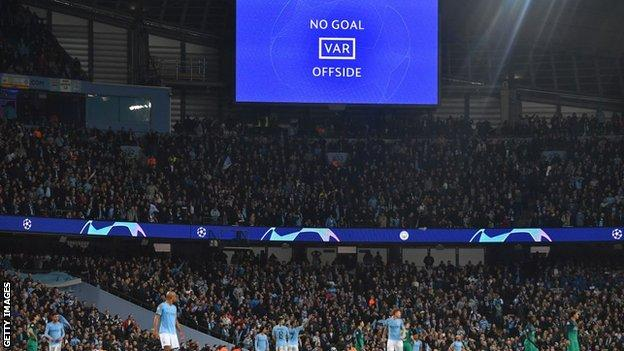 Tottenham knocked Man City out of the Champions League quarter-final after a night of high drama in 2019