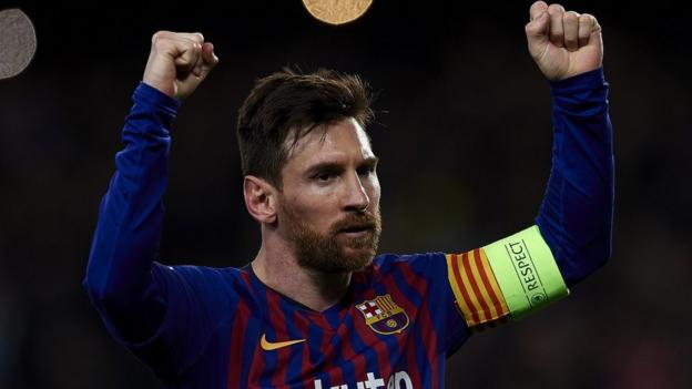 Lionel Messi: Argentine forward takes top three spots in vote for Barcelona's best ever goal thumbnail