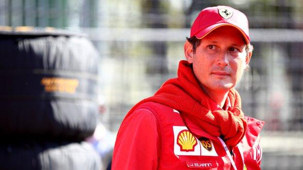 Ferrari 'not competitive in F1, says chairman Elkann