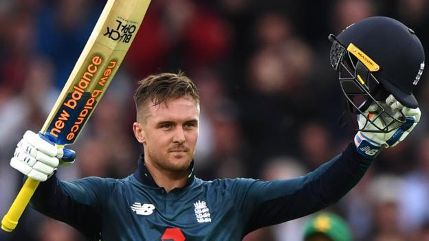 England v Pakistan: Jason Roy & Ben Stokes take hosts to series win thumbnail