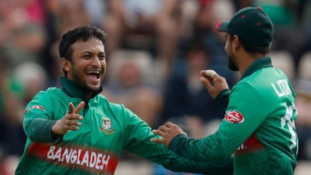 Cricket World Cup: Bangladesh beat Afghanistan to boost semi-final hopes thumbnail