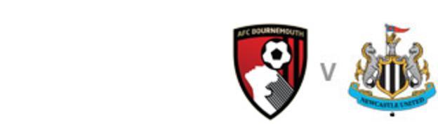 Bournemouth v Newcastle
