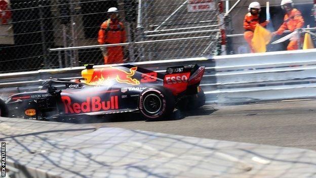 Red Bull's Max Verstappen
