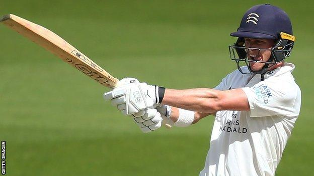 Nick Gubbins has scored 5,048 first-class runs for Middlesex in 85 matches at an average of 33.65