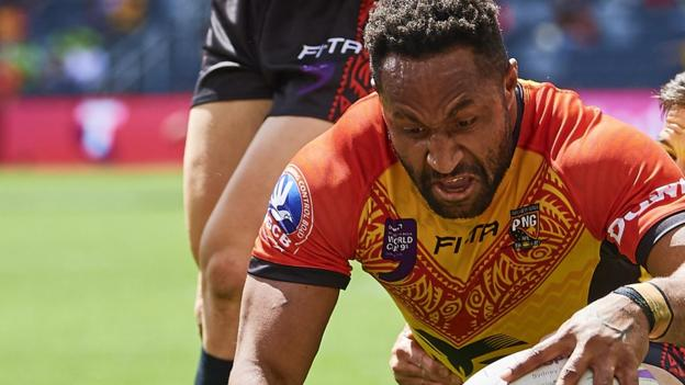 Great Britain stunned by PNG as tour ends in whitewash thumbnail