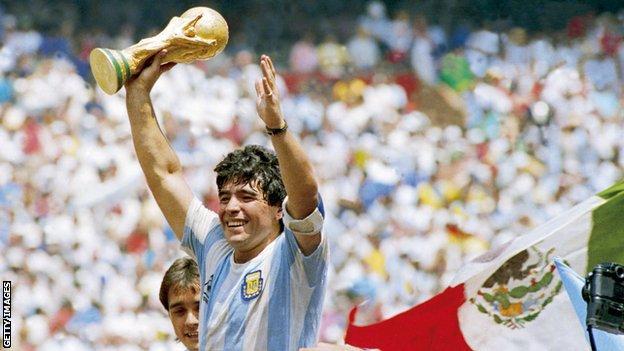 Diego Maradona: How Tormenting England Made Him An Argentine Deity