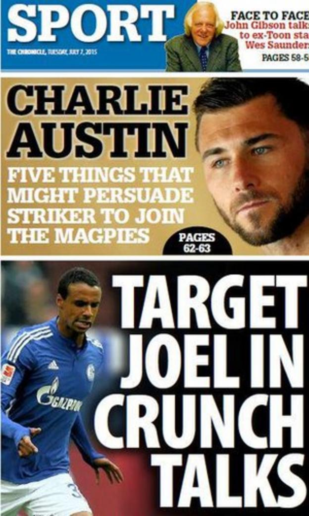 Evening Chronicle