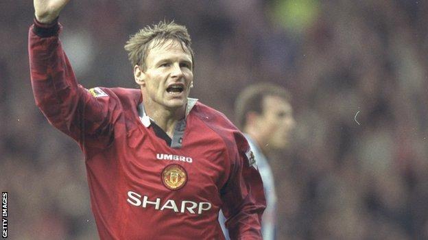 Teddy Sheringham - Tottenham Hotspur to Manchester United