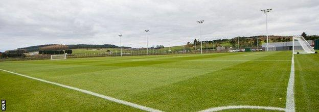 Cormack Park - Aberdeen's £12 million new training facility campus
