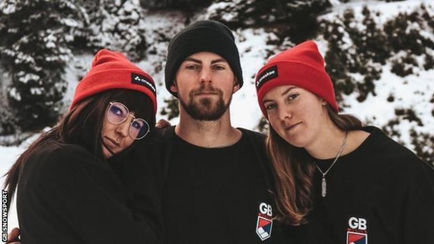Makayla, Tom and Leonie Gerken Schofield