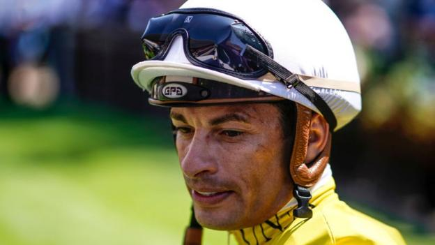 Riding ban is harsh - champion jockey De Sousa