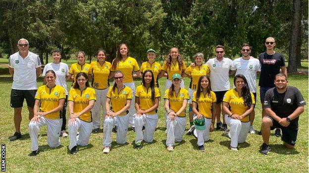 Brazil women's cricket team