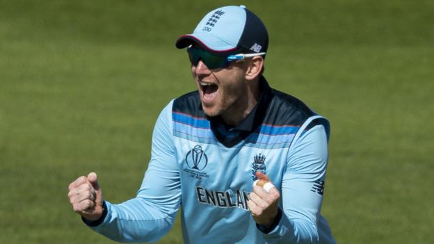England v West Indies: World Cup hosts not feeling pressure, says Eoin Morgan thumbnail