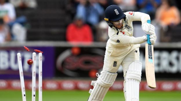 Women's Ashes: England face uphill battle to save Test against Australia