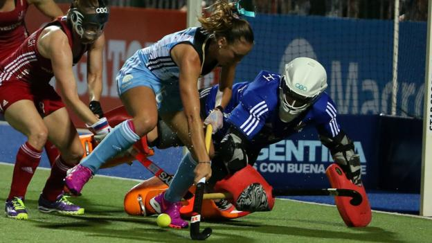 World League Final: GB women's hockey team lose to ...