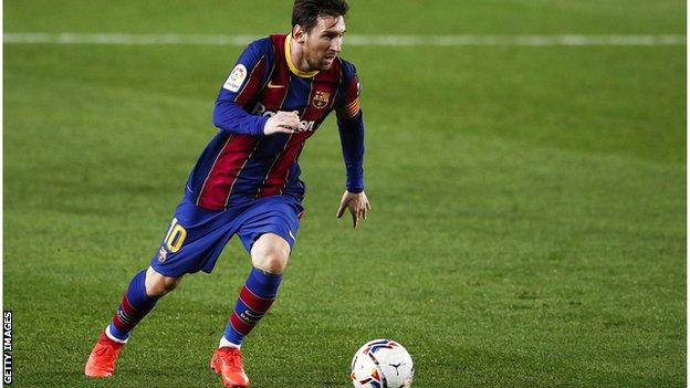 Man City determined to sign Messi
