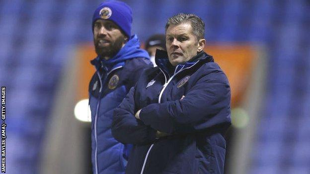 Steve Cotterill brought in Aaron Wilbraham as his number two a few days after taking over as Shrewsbury's new boss on 27 November