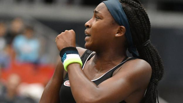 Coco Gauff wins first WTA title beating Jelena Ostapenko in Linz Open final thumbnail