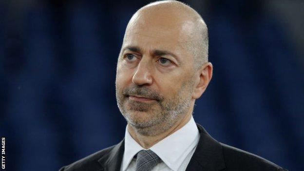 Ivan Gazidis has been AC Milan's chief executive for the past three years