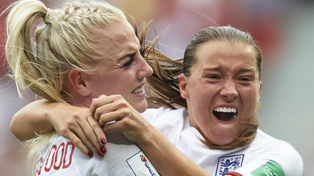 Women's World Cup 2019 Report: England into quarter-finals after win over Cameroon side enraged by VAR