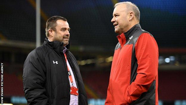 WRU chief executive Martyn Phillips and Wales head coach Wayne Pivac have agreed 25 per cent pay cuts