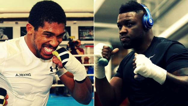 Anthony Joshua v Jarrell Miller: Madison Square Garden New York bout agreed for 1 June thumbnail