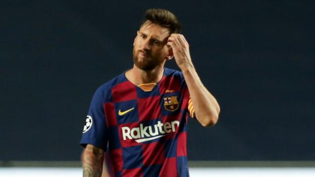 'Messi has never been closer to leaving'  - Balague on what Koeman faces at Barca