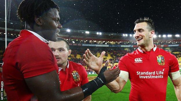 British and Irish Lions: Maro Itoje backed by Sam Warburton to captain 2021 side thumbnail