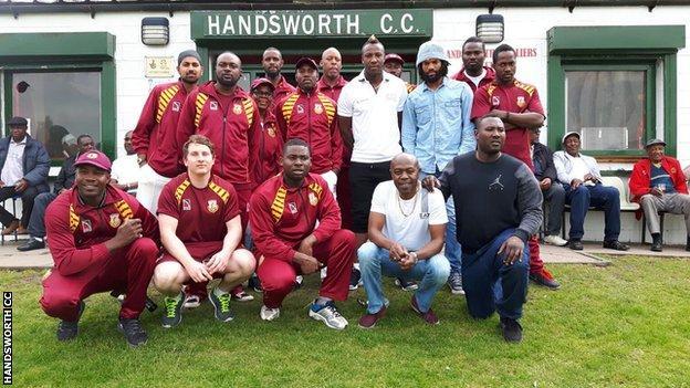 Handsworth Cricket Club