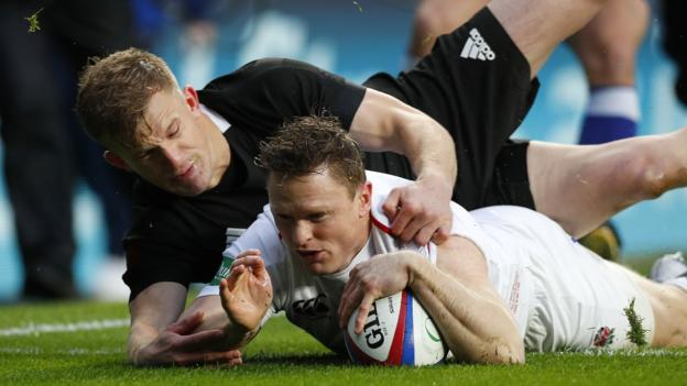 Can you name england 39 s top try scorers bbc sport - English rugby union league tables ...