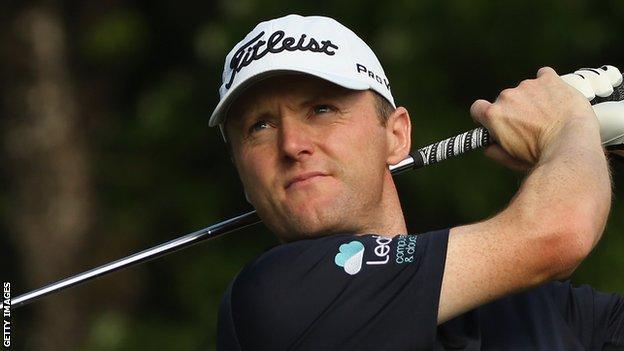 Michael Hoey has won five European Tour events