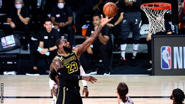 NBA Finals: LeBron James says Los Angeles Lakers Success Over Miami Heat will not Define Him