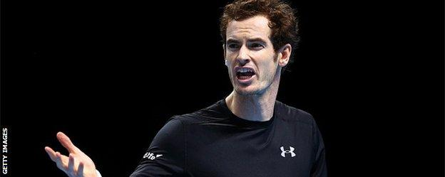 Murray led Great Britain to a first Davis Cup final since 1978