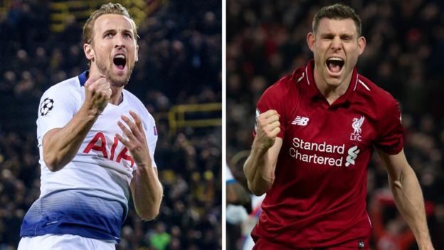 Champions League final: Tottenham v Liverpool - things that will 'definitely' happen thumbnail