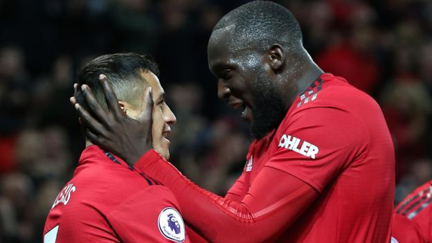 Ole Gunnar Solskjaer: Man Utd boss hopes Romelu Lukaku & Alexis Sanchez 'step up' thumbnail