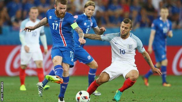 Jack Wilshere: England midfielder was told he could leave Arsenal last summer
