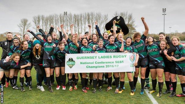 Guernsey women