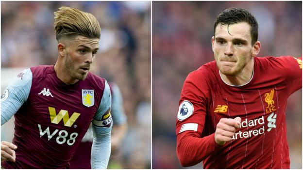 Jack Grealish, Andrew Robertson, Allan Saint-Maximin: Who are the Premier League's best dribblers?