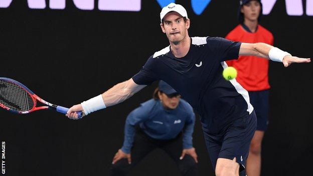 Andy Murray awarded wildcard for February's delayed Australian Open thumbnail