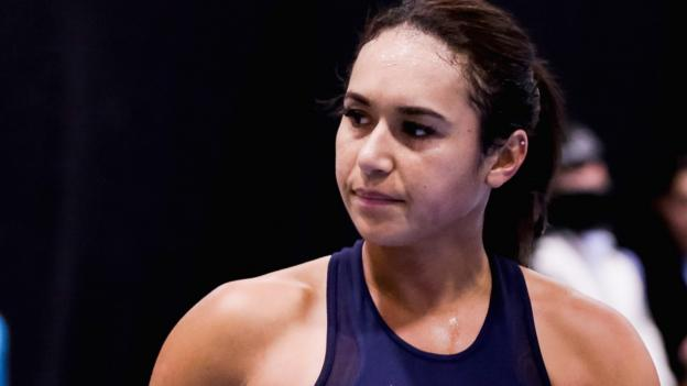 Fed Cup: Great Britain beat Hungary to reach World Group II play-off