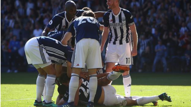 101184341 gettyimages 955012384 - West Bromwich Albion 1-0 Tottenham Hotspur