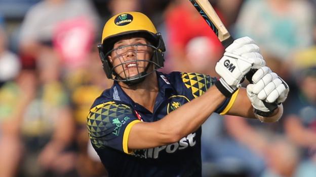 Glamorgan Cricket: Craig Meschede relishes German call - BBC Sport