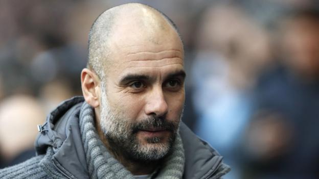 Pep Guardiola: Manchester United win would be good for title race thumbnail