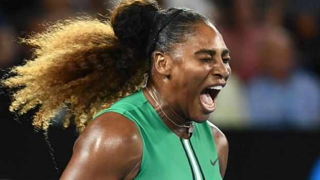 Australian Open 2019: Serena Williams beats Eugenie Bouchard in second round thumbnail