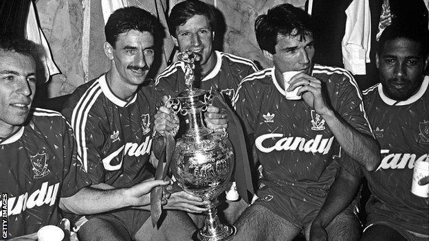 Liverpool's last league title