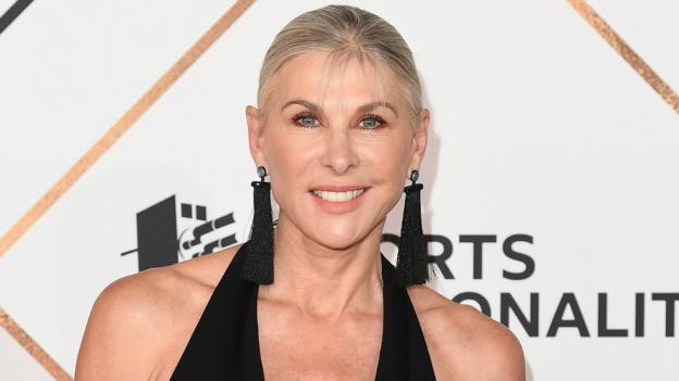 Sharron Davies: Former British swimmer says transgender athletes shouldn't compete in women's sport thumbnail
